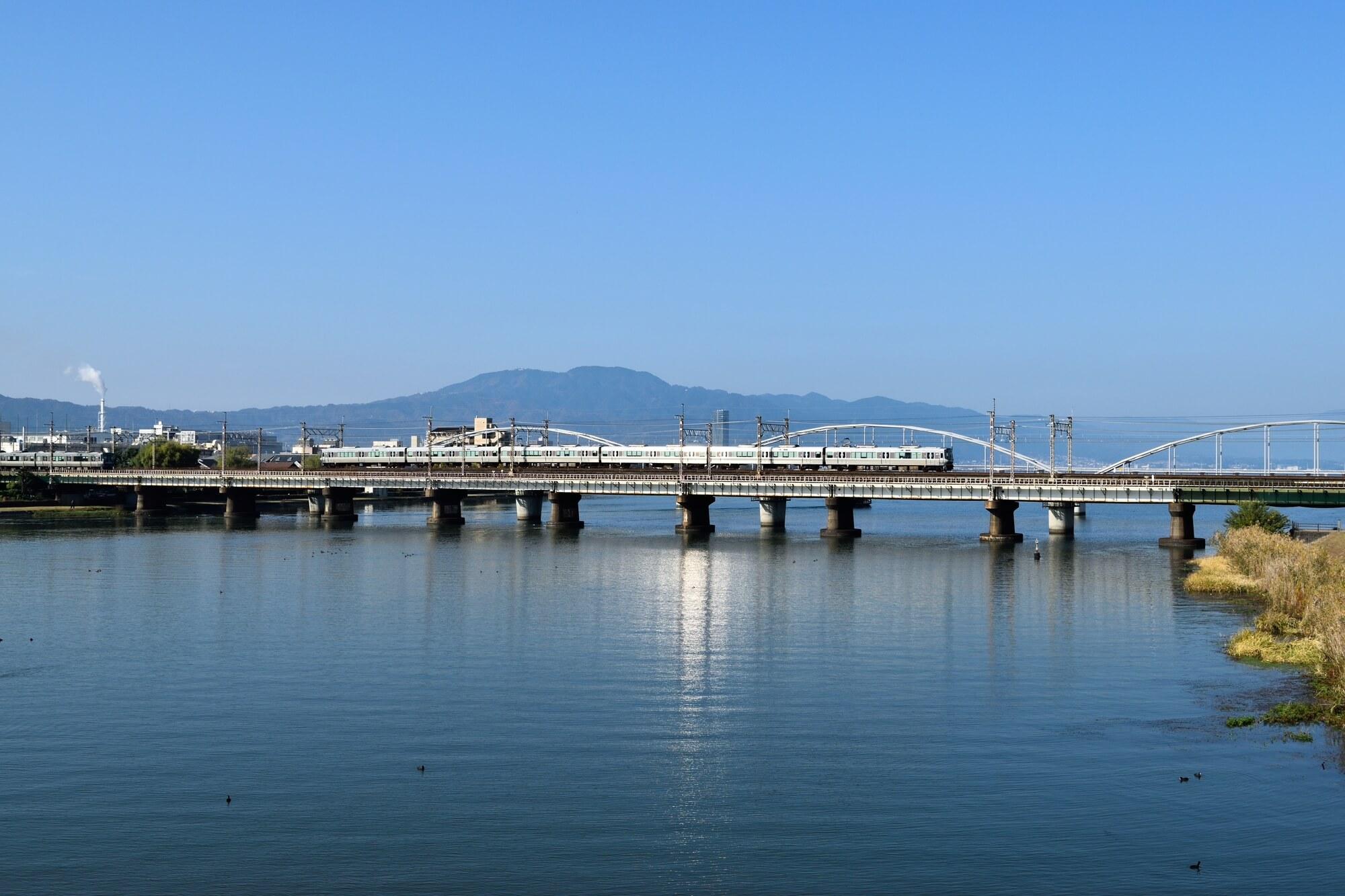 大津市の鉄道事情