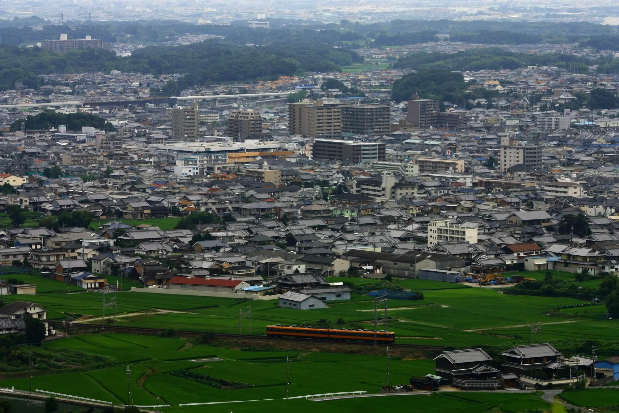 奈良県香芝市