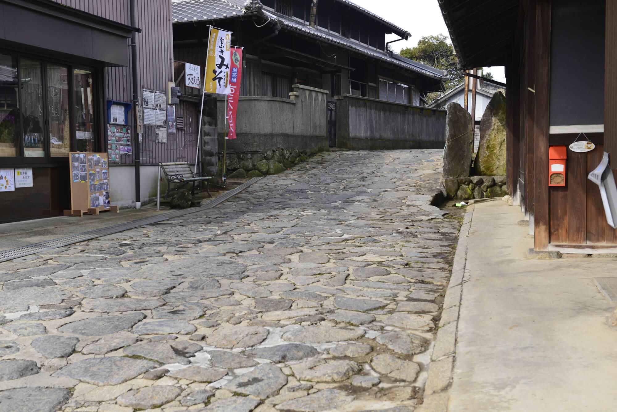 暗越奈良街道