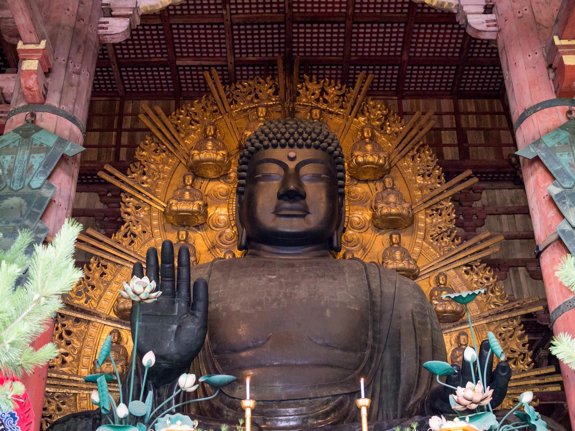 奈良の仏像