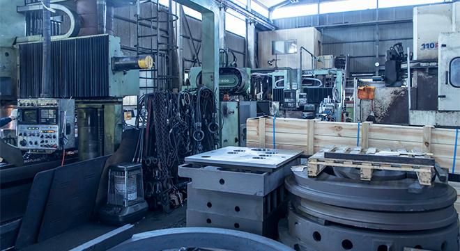 東大阪市の工場