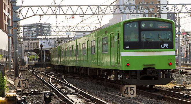 JRの電車
