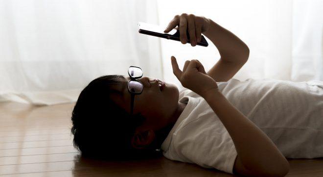 子供 携帯依存