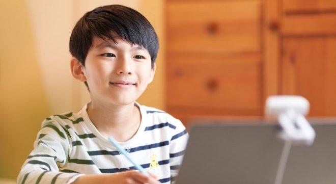 男の子 パソコン