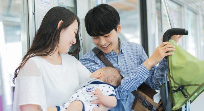 夫婦&赤ちゃん